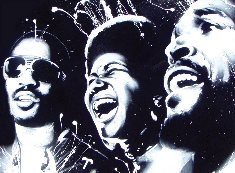 black history month, urban art, painting, norwich, norfolk, design agency
