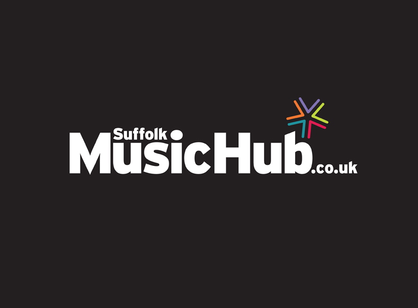 norwich design agency, branding, logo design, suffolk music hub, education, sector
