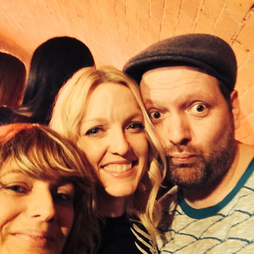 Creative Giant meets Lauren Laverne