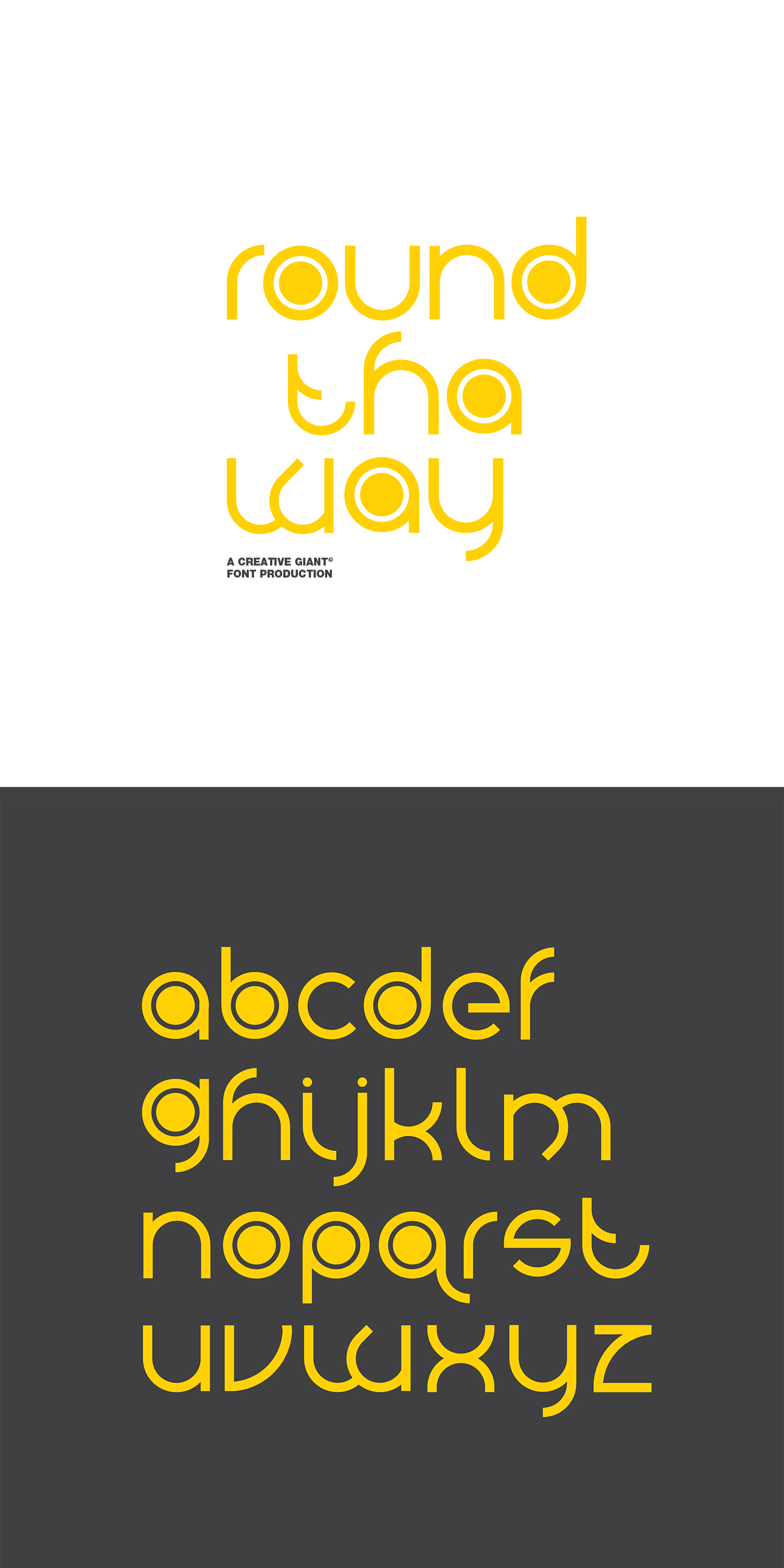 Bespoke typeface design, font design, creative giant, norwich design agency