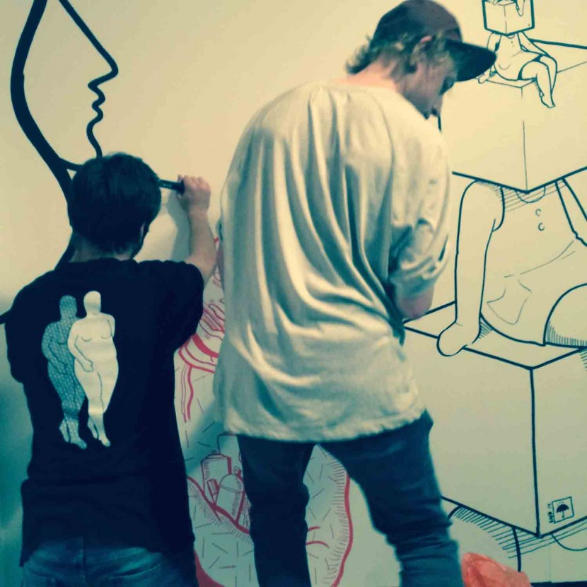 get-one-boon-henry-sam-harrons-shhhh-collective-norwich-live-drawing-walls-paint-stew-mooseyart