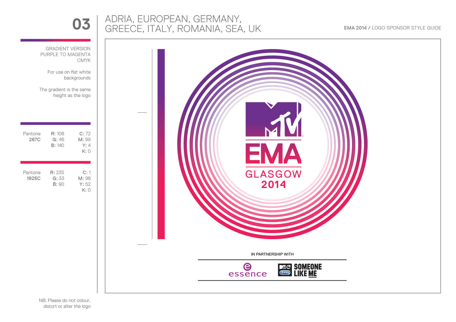 mtv ema, style guide, brand, assets, graphics, European Music Awards, Glasgow, 2014