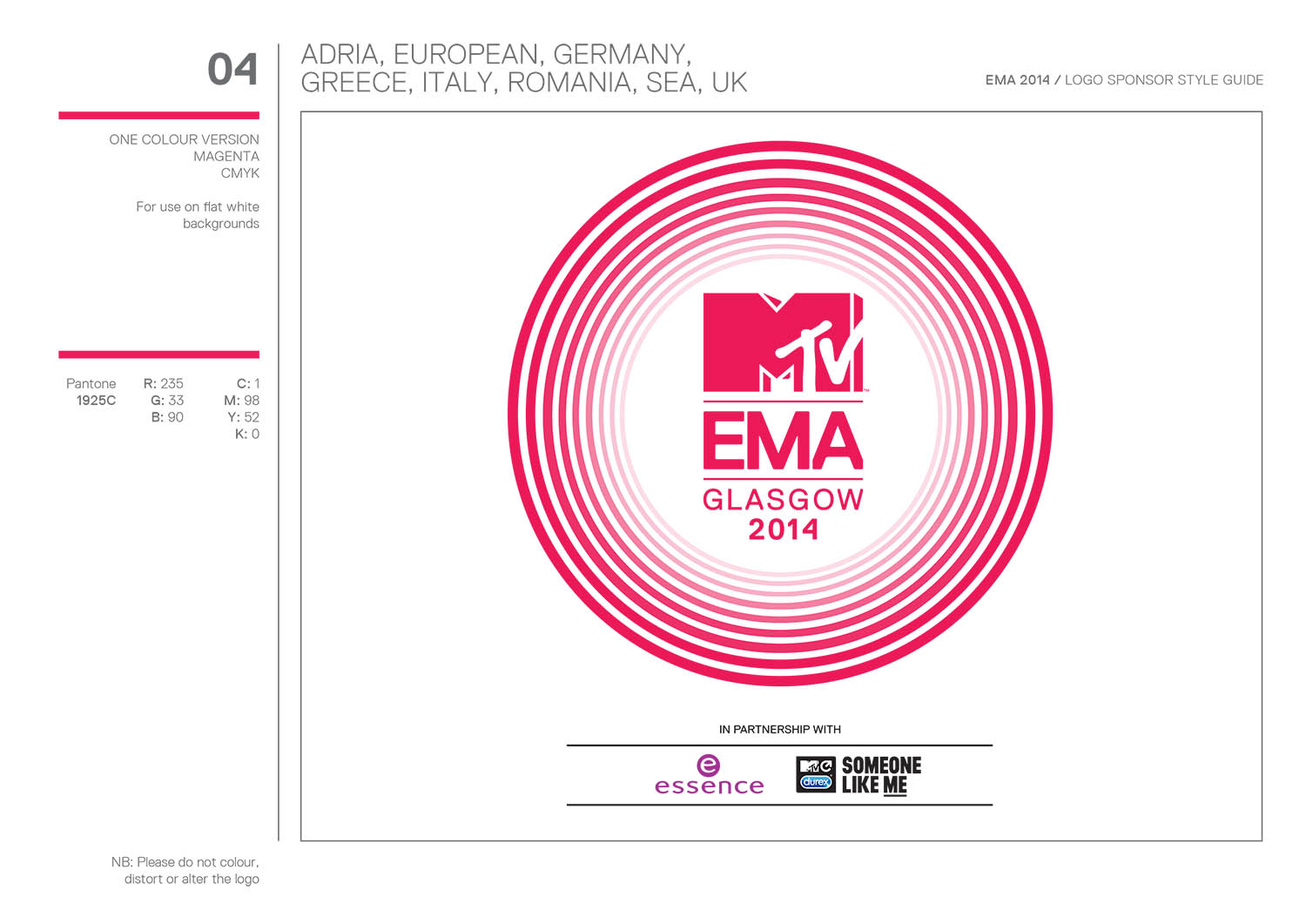 mtv, style guide, brand, assets, graphics, EMA, European Music Awards, Glasgow, 2014