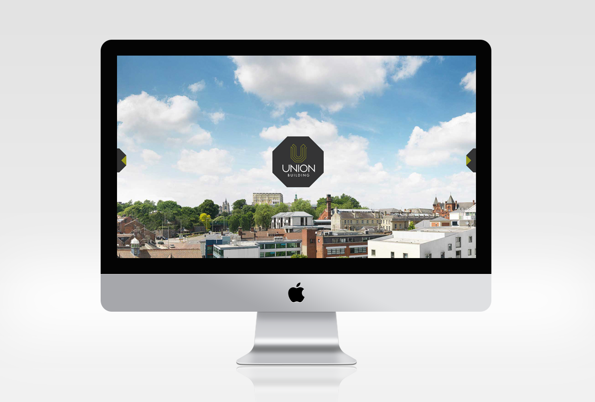 Branding the union building in norwich creative giant for Building design website