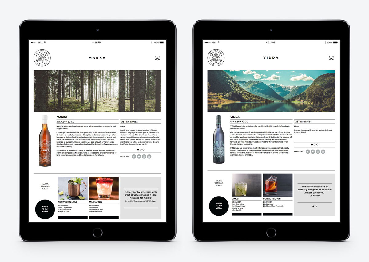 vidda-gin-marka-bitters-website-design-ipad-screens.jpg
