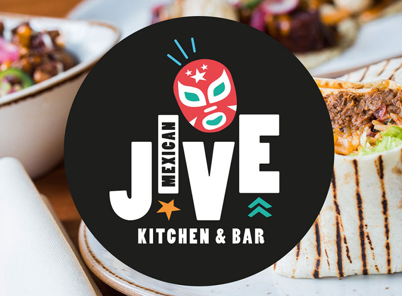 restaurant branding, norwich, design agency, logo design, visual identity, jive kitchen, mexican street food