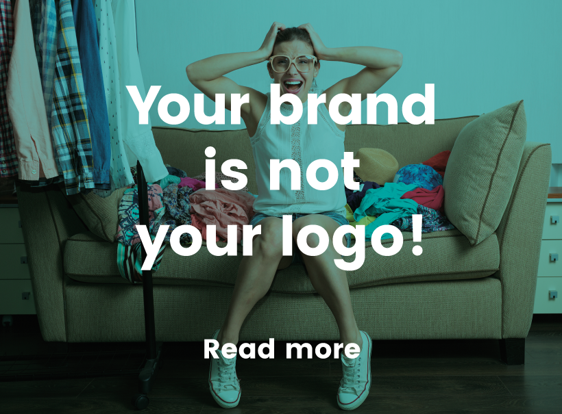 brand is not a logo design. we explain how to understand and craft a brand personality.